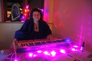 Is-Harmony link to Polly Ford Artist, Polly's Angel Music site.   Polly is an ANGEL THERAPY PRACTITIONER®, a Psychic Medium, Musician and Gardener. Another British based artist promoted by IsHarmony Best of British